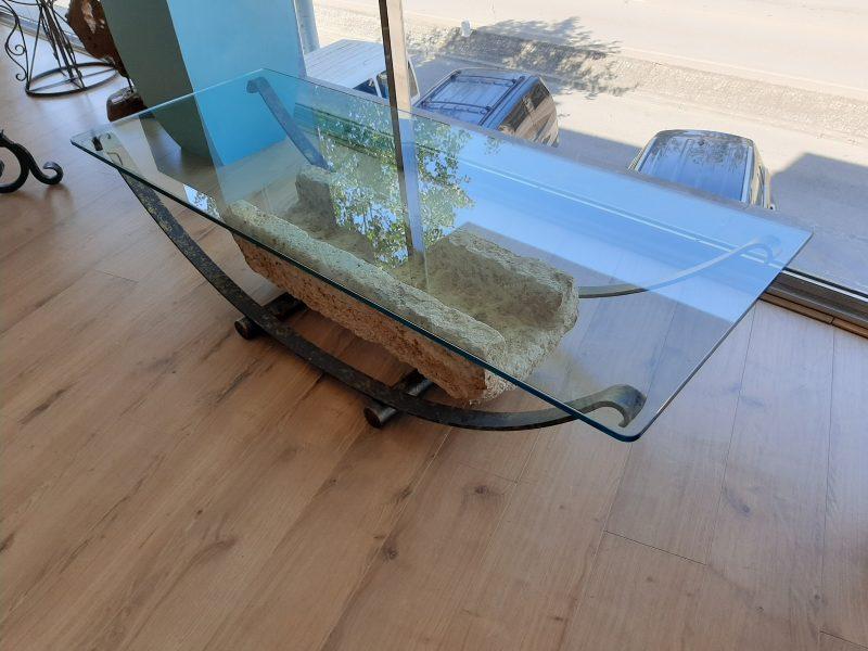 mesa de centro en Deko3