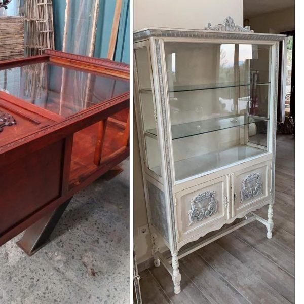 Mueble pintados